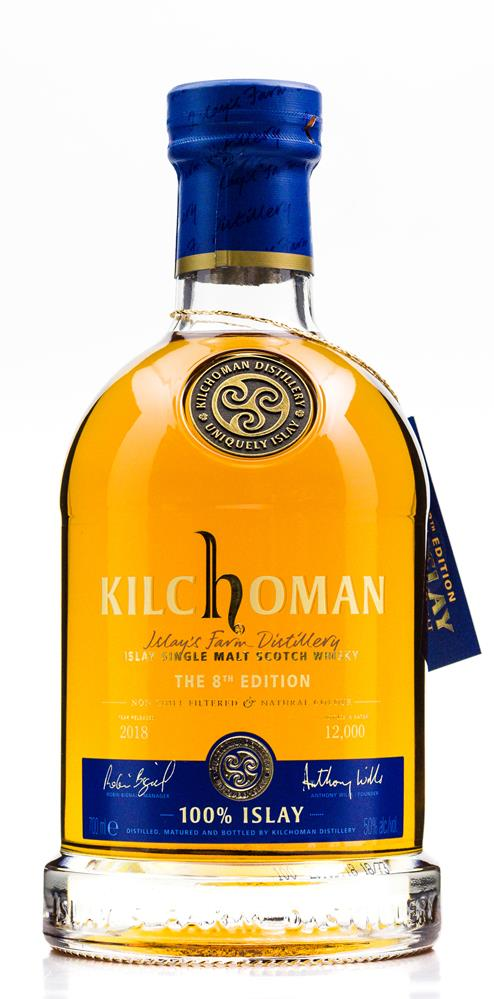 KILCHOMAN 100% ISLAY 2018 EDITION