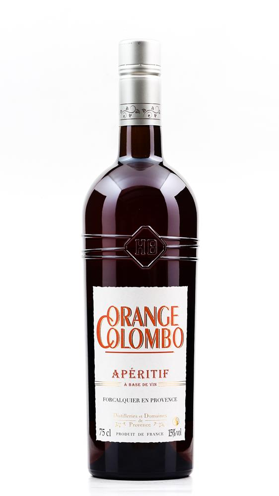 ORANGE COLOMBO 15% 750ML