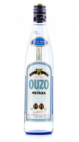 METAXA OUZO 38.0%% 700ML