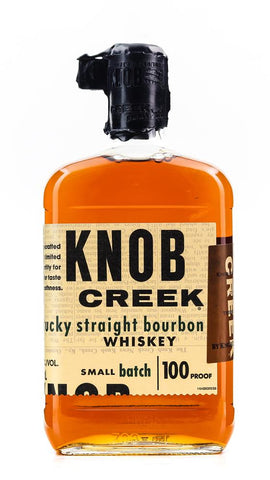KNOB CREEK STRAIGHT BOURBON 50%