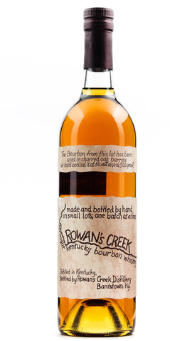 ROWAN'S CREEK BOURBON 50.05% 750ML