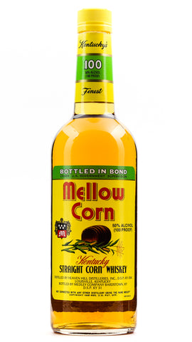 MELLOW CORN BONDED WHISKEY 50% 750ML