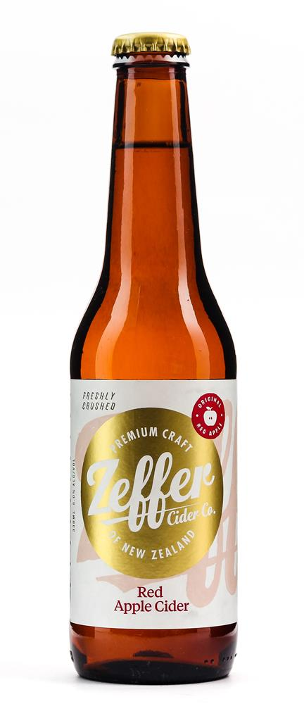 ZEFFER RED APPLE CIDER 330ML