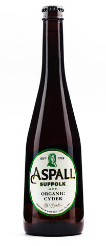 ASPALL CYDER SUFFOLK ORGANIC 500ML