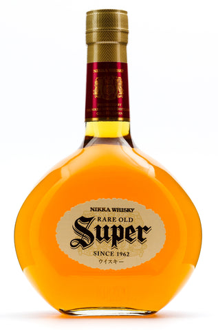 NIKKA SUPER RARE OLD BLENDED MALT 700ML