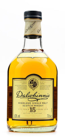 DALWHINNIE 15YO 43.0% 700ML