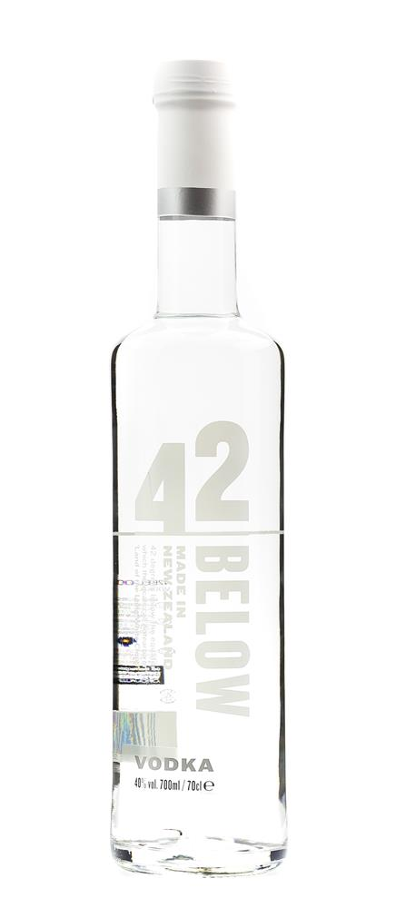 42 BELOW VODKA PURE 700ML