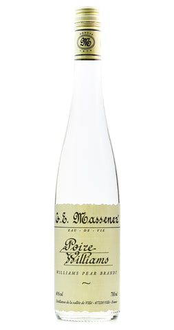 MASSENEZ POIRE WILLIAMS EAU DE VIE 700ML