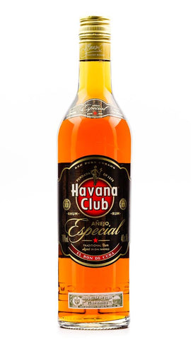 HAVANA CLUB RUM ANEJO ESPECIAL 700ML