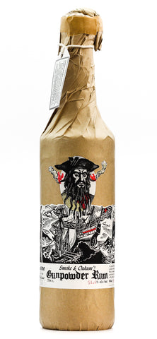 GUNPOWDER RUM 51% 700ML