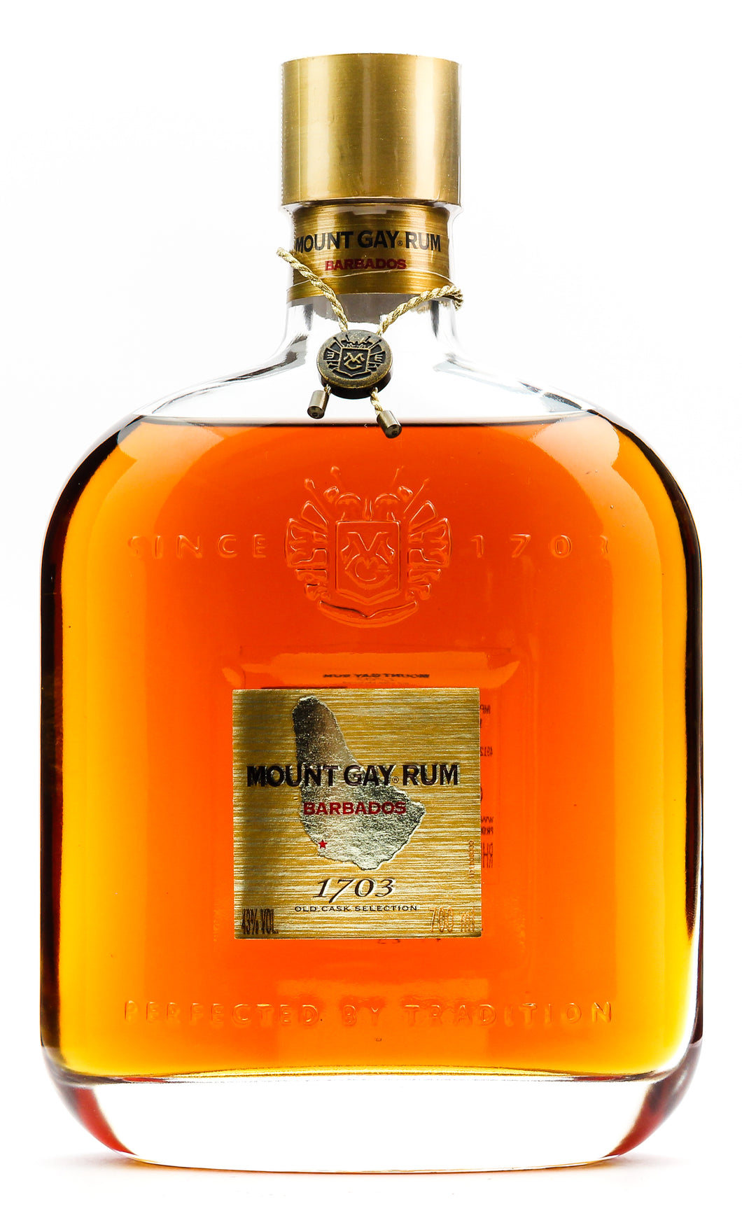 MOUNT GAY RUM 1703 700ML