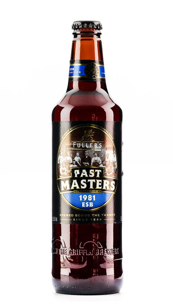 FULLERS PAST MASTERS 1981 ESB 500ML