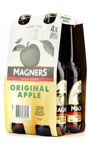 MAGNERS ORIGINAL APPLE CIDER 330ML