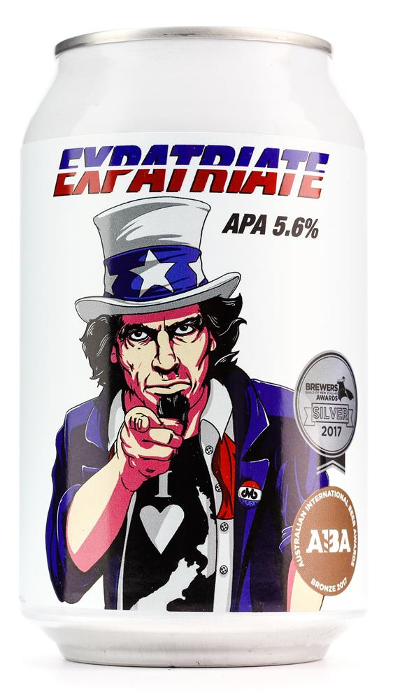 DOUBLE VISION EXPATRIATE CAN 330ML