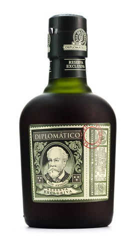 DIPLOMATICO RUM RES EXCLUSIVA 40% 350ML