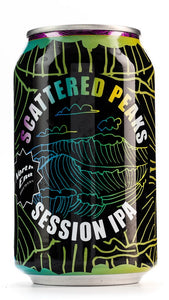 NORTH END SCATTERED PEAKS SESSION IPA 330ML