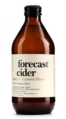FORECAST GUSTY CIDER 5.5% 375ML