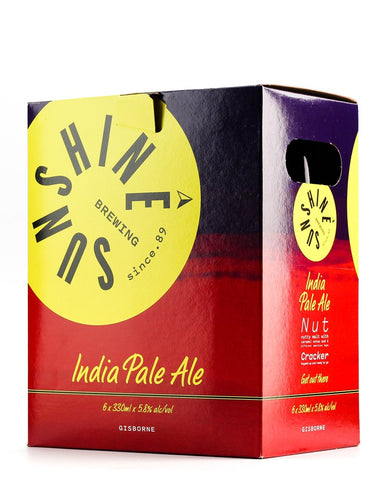 SUNSHINE BREWING CO IPA 330ML 6 PACK