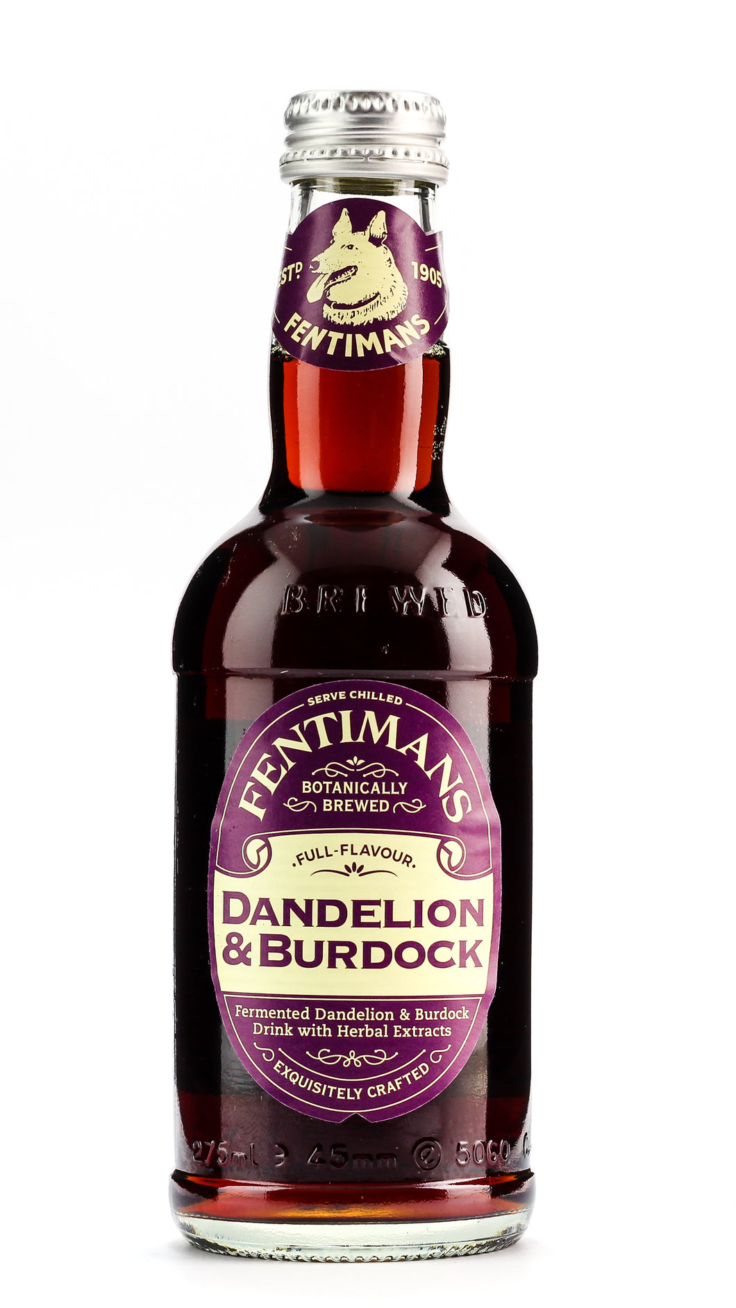 FENTIMANS DANDELION & BURDOCK 275ML
