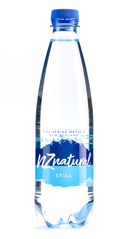 NZ NATURAL STILL H2O 500ML