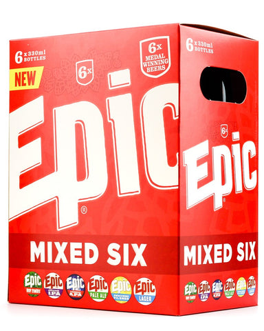 EPIC MIXED 6 PACK 330ML