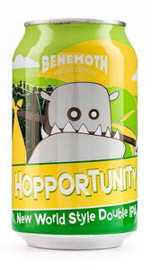 BEHEMOTH HOPPORTUNITY DOUBLE IPA 330ML CAN