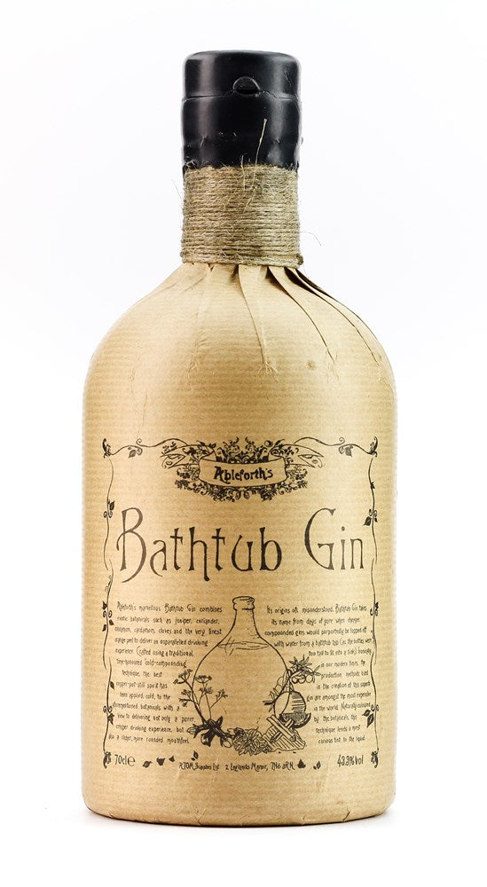 BATHTUB GIN 43% 700ML