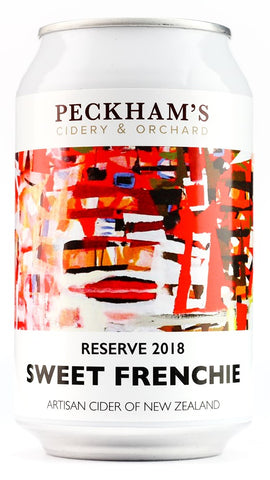 PECKHAM'S SWEET FRENCHIE CIDER 330ML CAN