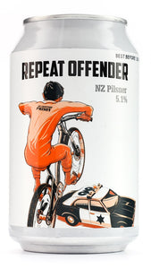 DOUBLE VISION REPEAT OFFENDER PILSNER 330ML