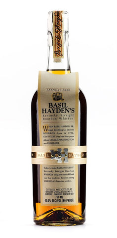 BASIL HAYDEN'S STRAIGHT KENTUCKY BOURBON 700ML