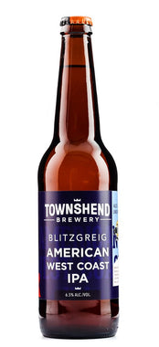 TOWNSHEND BLITZGRIEG American West Coast IPA 500ML