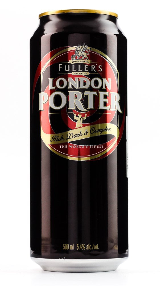 FULLERS LONDON PORTER CAN 500ML