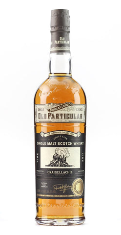 CRAIGELLACHIE OLD PARTICULAR THE ELEMENTS 2006 12YO 54.3%