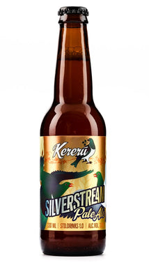 KERERU SILVERSTREAM PALE ALE 330ML