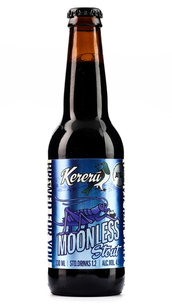 KERERU MOONLESS STOUT 330ML