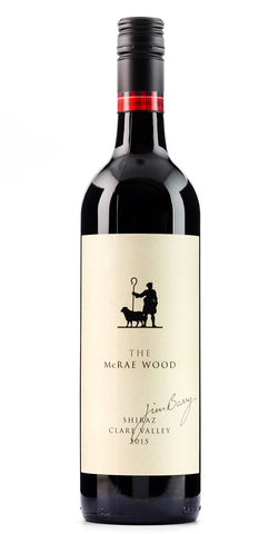 JIM BARRY SHIRAZ MCRAE WOOD 15