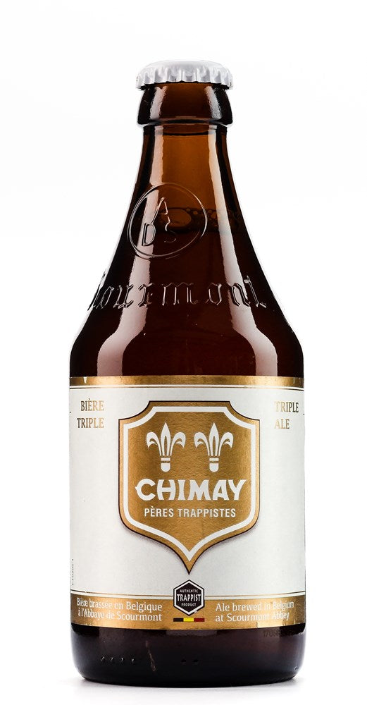 CHIMAY WHITE CAP 330ML