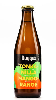 DUGGES TONKANILLA VANILLA ORANGE MANGO SOUR 330ML