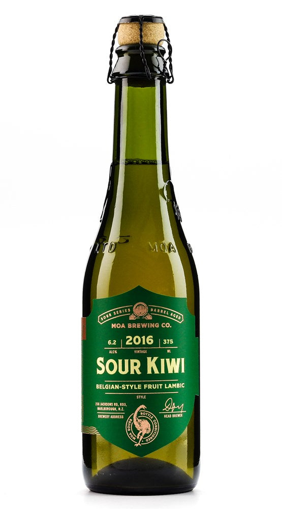 MOA KIWIFRUIT SOUR (2016) 375ML