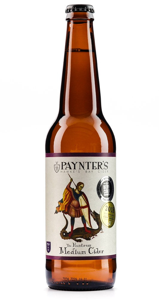 PAYNTER'S THE HUNTRESS CIDER 500ML