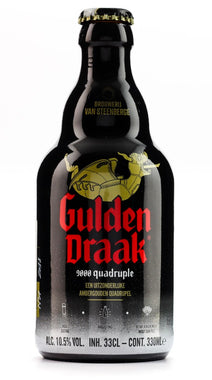 GULDEN DRAAK 9000 QUADRUPPLE 330ML
