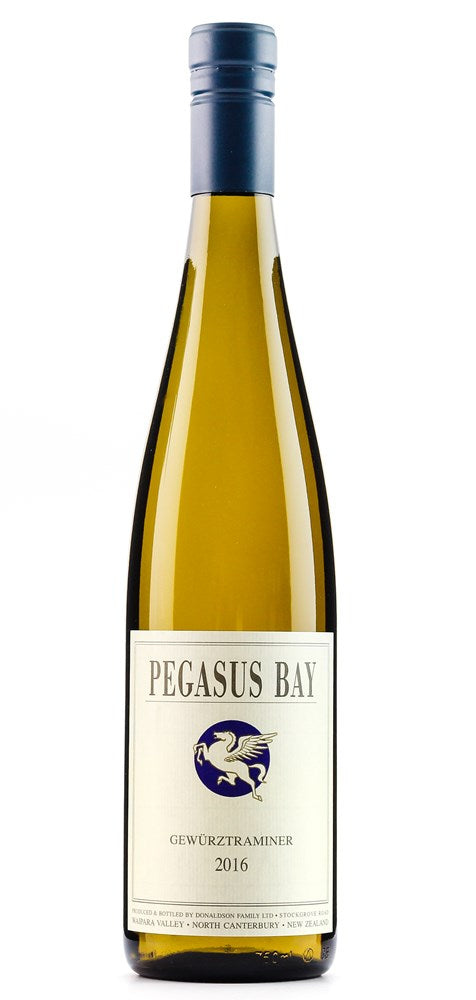 PEGASUS BAY GEWURZTRAMINER NORTH CANTERBURY 18