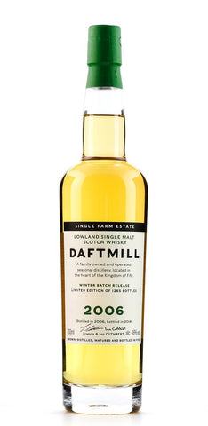 DAFTMILL 2006 WINTER BATCH RELEASE 46% 700ML
