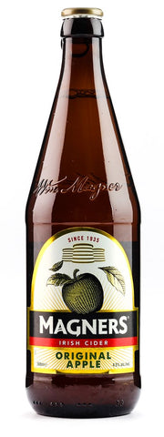 MAGNERS ORIGINAL APPLE CIDER 568ML