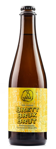 8 WIRED BRETT BRUX BRUT IPA 500ML