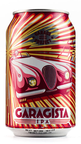 GARAGE PROJECT GARAGISTA CAN 330ML