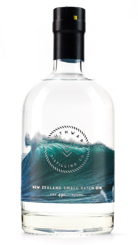 SOUTHWARD WAVE GIN 47% 700ML