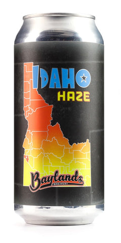 BAYLANDS IDAHO HAZE IPA 440ML