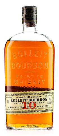 BULLEIT BOURBON 10YO 45.6% 700ML