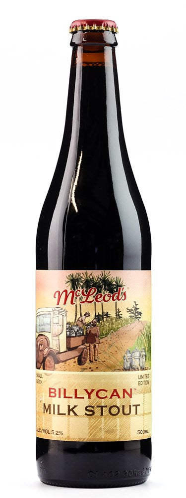 MCLEOD'S IMPERIAL OAT STOUT 500ML